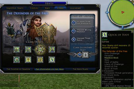 Developer Diary Class Traits | LOTRO – The Lord of the Rings Online