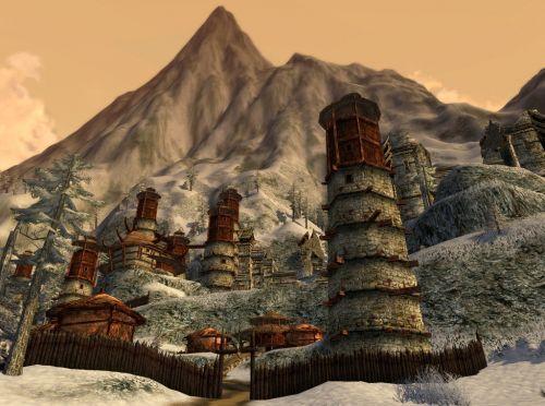 Dunland Landscape 04