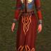 Lorien Warden\'s Robe
