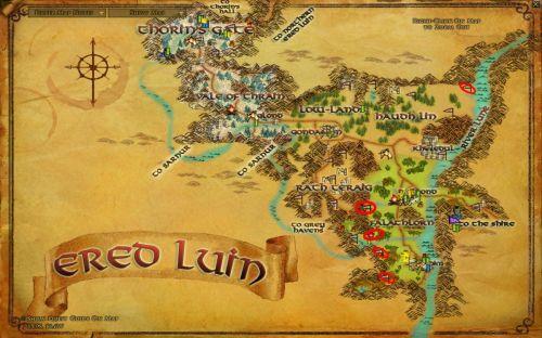 Elf Ruins Exploration Ered Luin