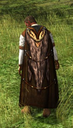 Cloak Of The Algraig