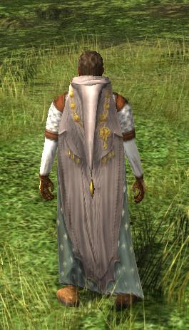 Cloak Of The Silver Birch