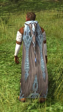 Cloak Of The Windsinger