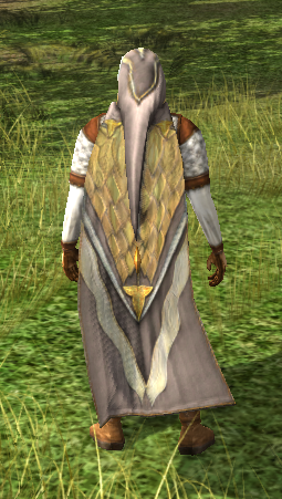 Hooded Cloak Of The Mallorn
