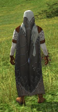 Hooded Elflords Cloak