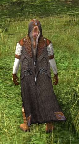 Hooded Woodwanderers Cloak