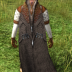Hooded Woodwanderers Cloak