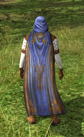Ceremonial Cloak Of The Ancient Ruins